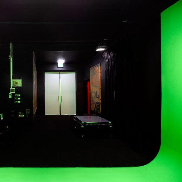 Studio 5 - Green Screen HIRE-18305
