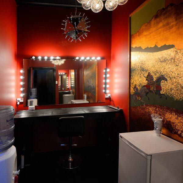 Studio 5 - Green Screen HIRE-18306