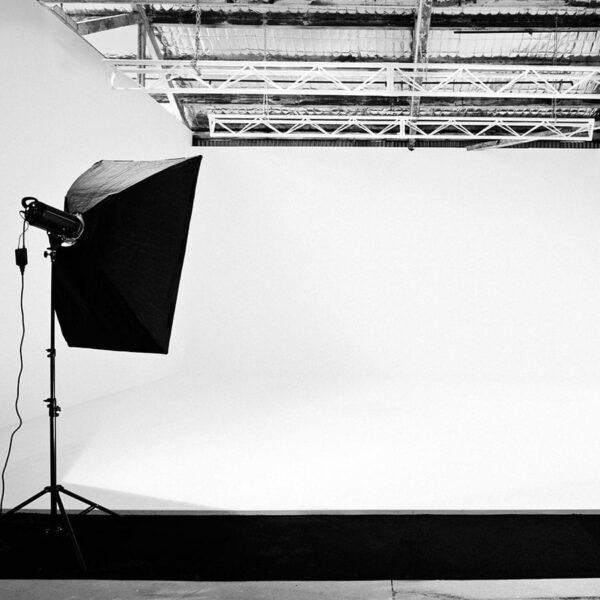 Studio 2 - White Cyc. HIRE-0