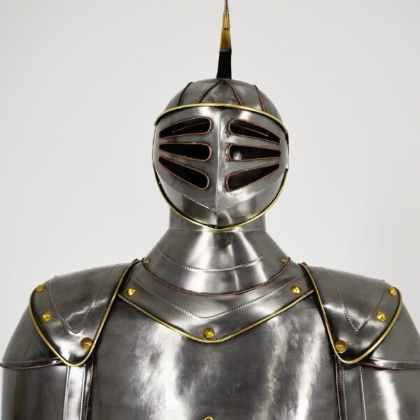 Suit of Armour - SILVER-18280