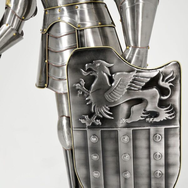 Suit of Armour - SILVER-19017