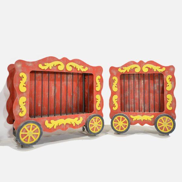 Circus - Train Carriage-18334