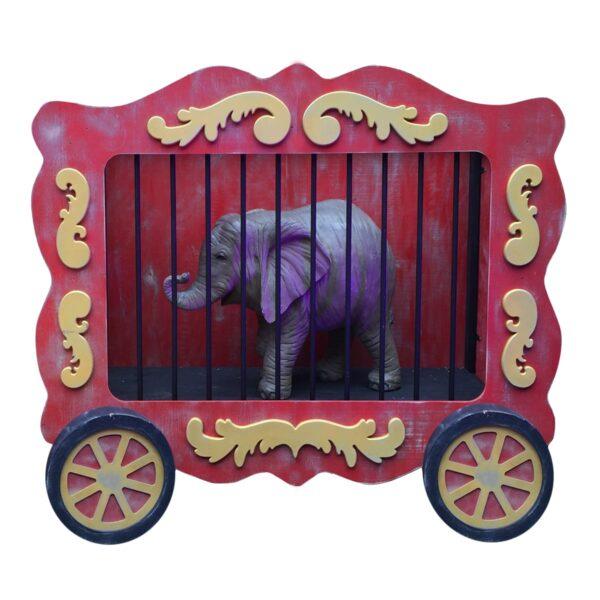 Circus - Train Carriage-18336