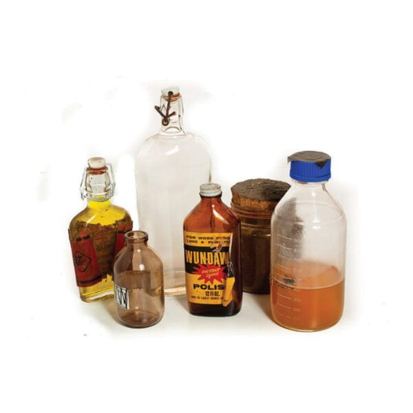 Bottles - period, assorted-0