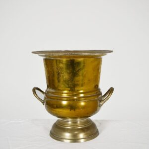 Antique Champagne Bucket - Gold-0