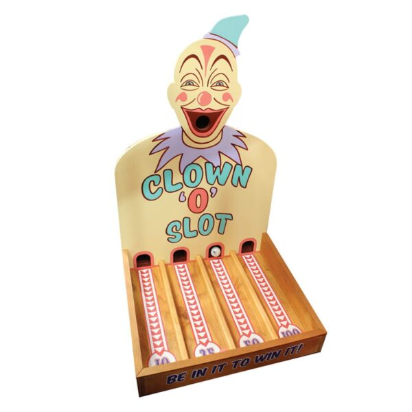 Circus - Clown 'O' Slot game-0