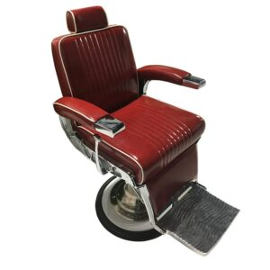 Red Barber Chair-0