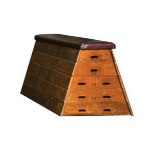 Vintage Vaulting Box / Horse-0