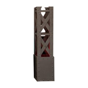 Half Staunchion / Replica Iron Girder-0