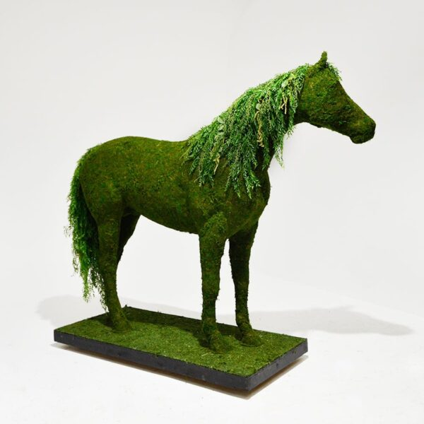 Moss Life Size Horse-0