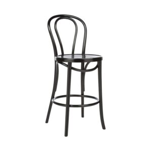 Bentwood Cocktail High Stool-0