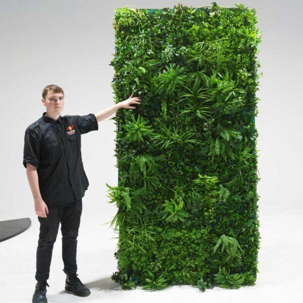 Artificial Living Wall Flats -0