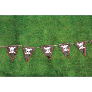 "Pirate ""Jolly Roger"" Bunting-0"