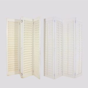 White Plantation Louvered Panels-0