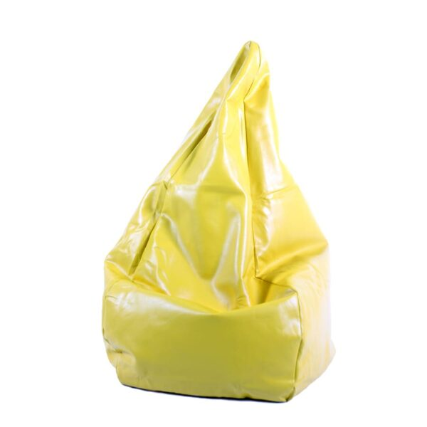 Yellow Bean Bag-0