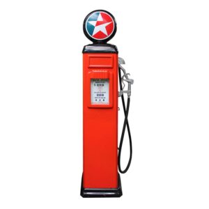 Petrol Bowser / Gas Pump - Caltex-0