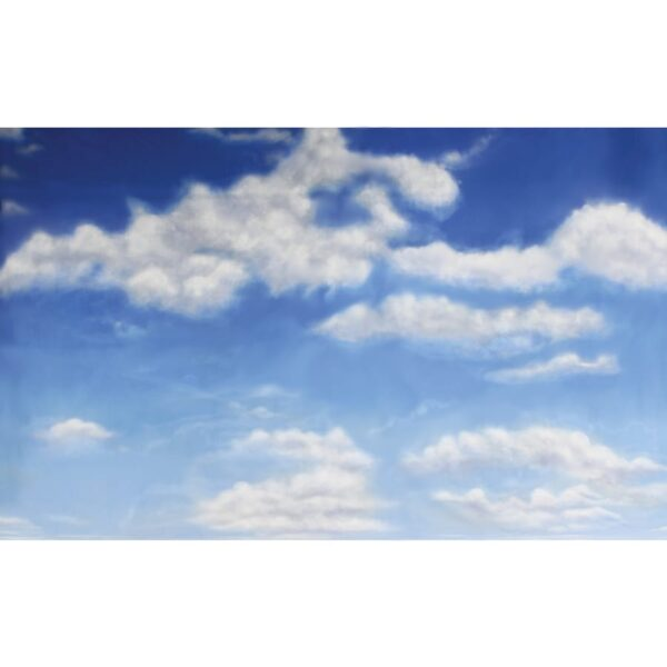 SKY WITH CLOUDS BACKDROP BD-0037-0