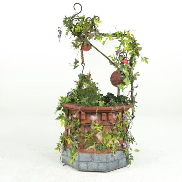 small wishing well for hire - sydney props