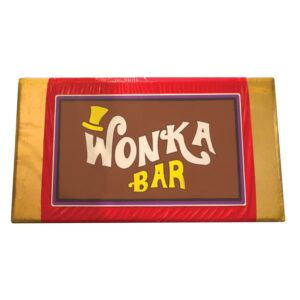 Giant Wonka Chocolate Bar -0