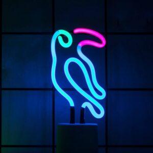 Neon Toucan, Small-0