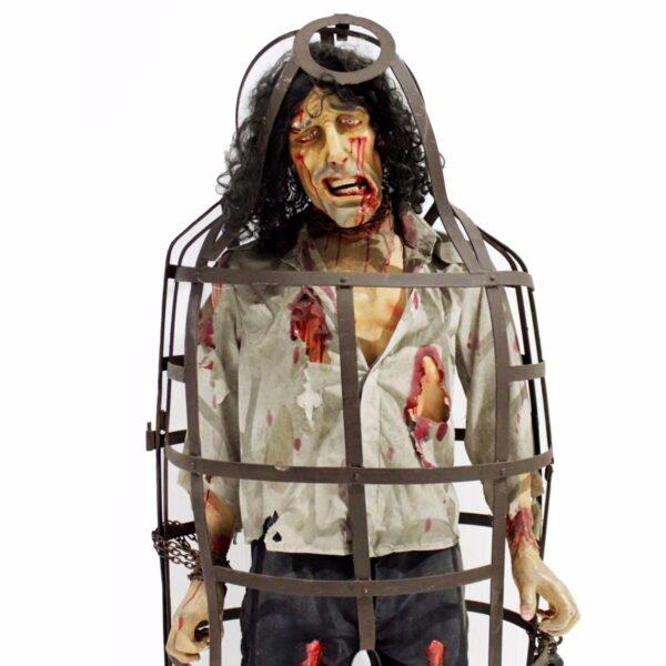 Caged Prisoner Mannequin-19029
