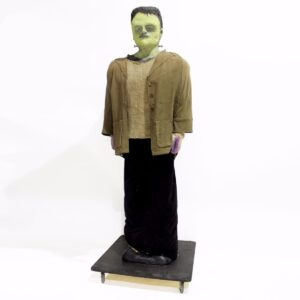 Giant Frankenstein Statue-0
