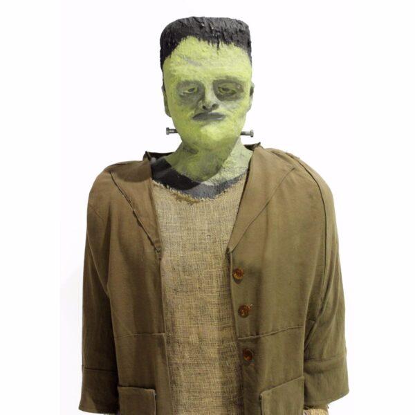 Giant Frankenstein Statue-19035