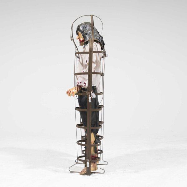 Caged Prisoner Mannequin-19508