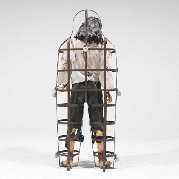 Caged Prisoner Mannequin-19509