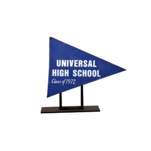 """UNIVERSAL HIGH SCHOOL Class of 1972"" Sign-0"