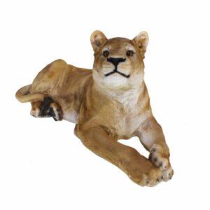 Lioness Statue-0
