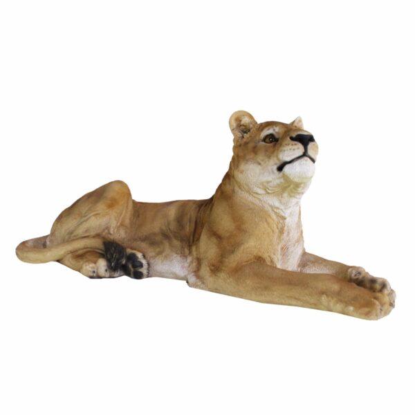 Lioness Statue-19136