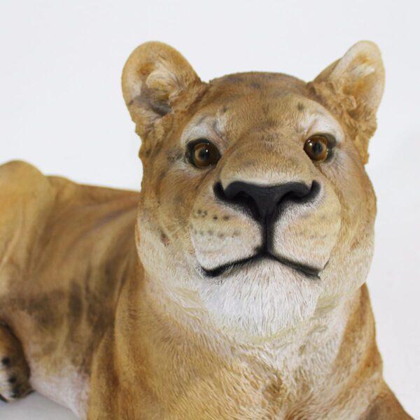 Lioness Statue-19137