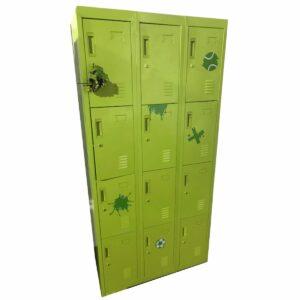 School Locker Block of 12-0
