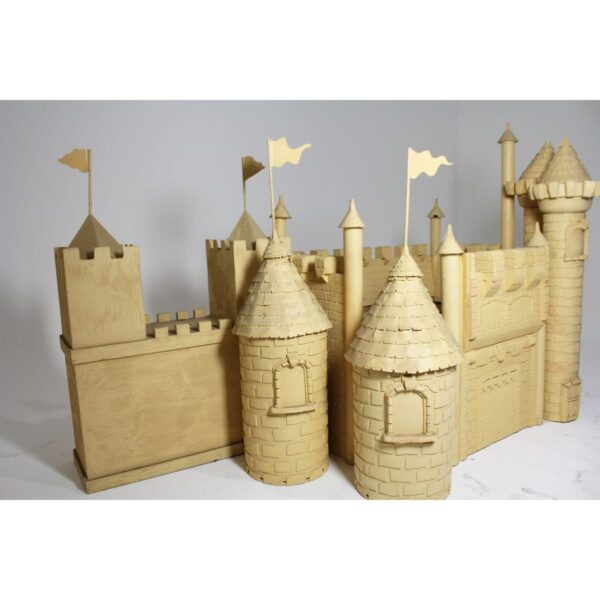 Giant Sand Castle-0