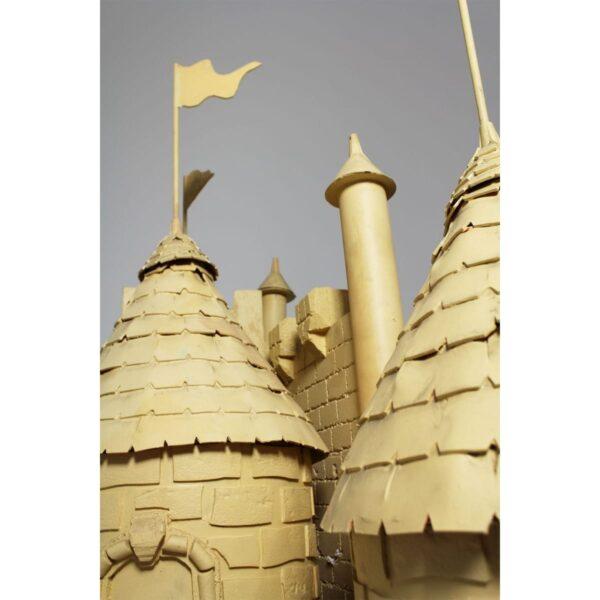 Giant Sand Castle-19186