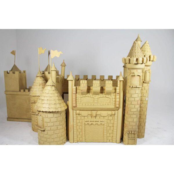 Giant Sand Castle-19187