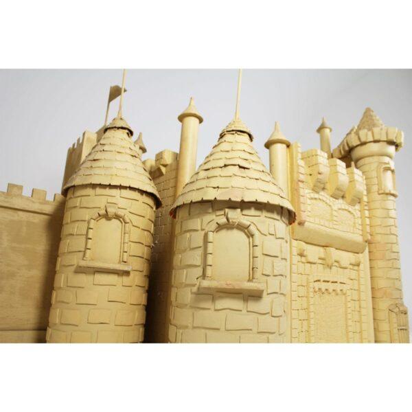 Giant Sand Castle-19189