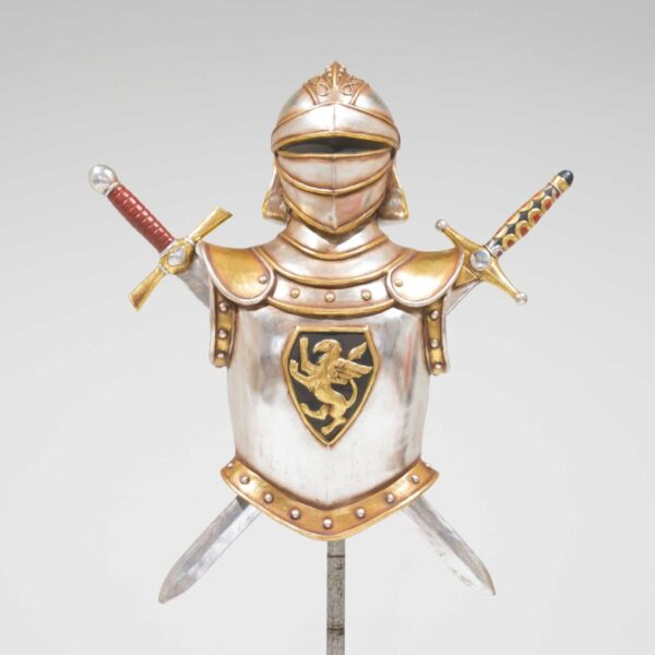 Armour with Sword Wall Decor - Type A-0