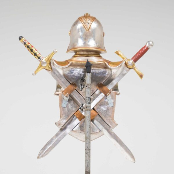 Armour with Sword Wall Decor - Type A-19445