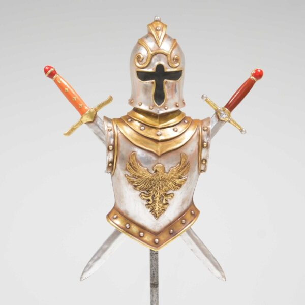 Armour with Sword Wall Decor - Type B -0