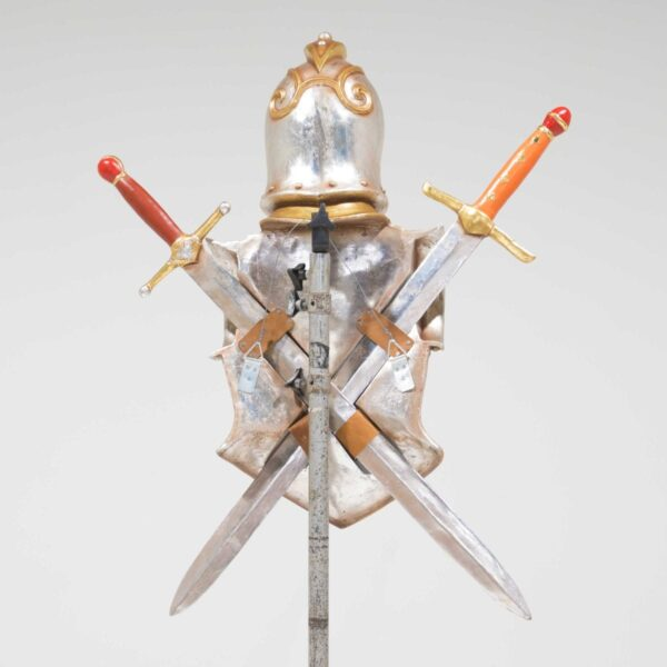 Armour with Sword Wall Decor - Type B -19450