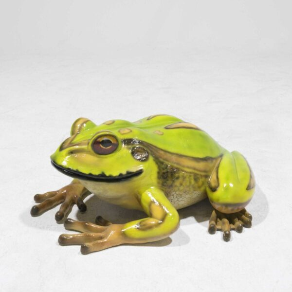 Life-Size Bell Frog Statue - Small-0