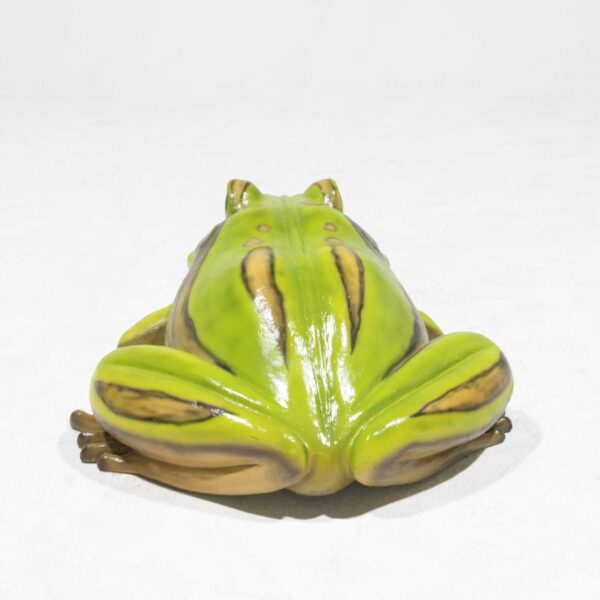 Life-Size Bell Frog Statue - Small-19415
