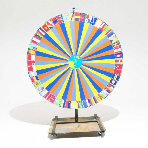 Chocolate Wheel G-0
