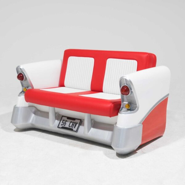 Chevrolet Car Seat - Double with Light-19454