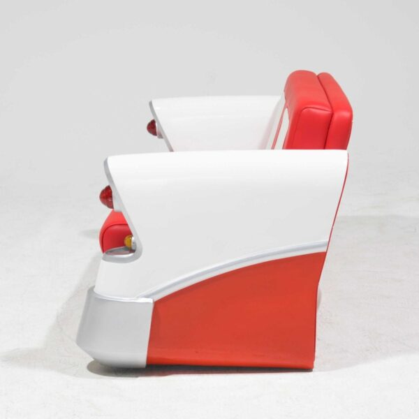 Chevrolet Car Seat - Double with Light-19455