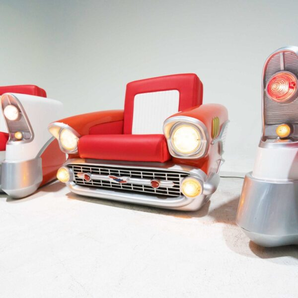 Chevrolet Car Lounge - Package-19482
