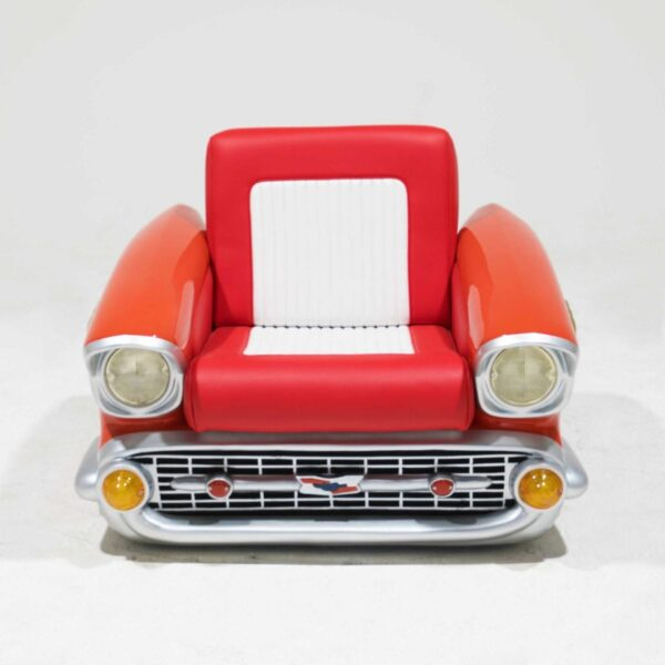 Chevrolet Car Seat - Single with Light-19460