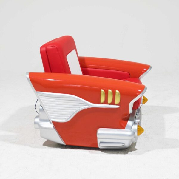 Chevrolet Car Seat - Single with Light-19463